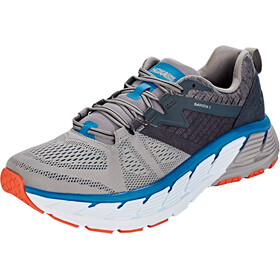 Hoka One One Gaviota 2 Running Shoes Herrer, frost gray/seaport